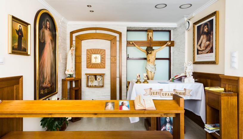 Kaplica Miłosierdzia Bożego